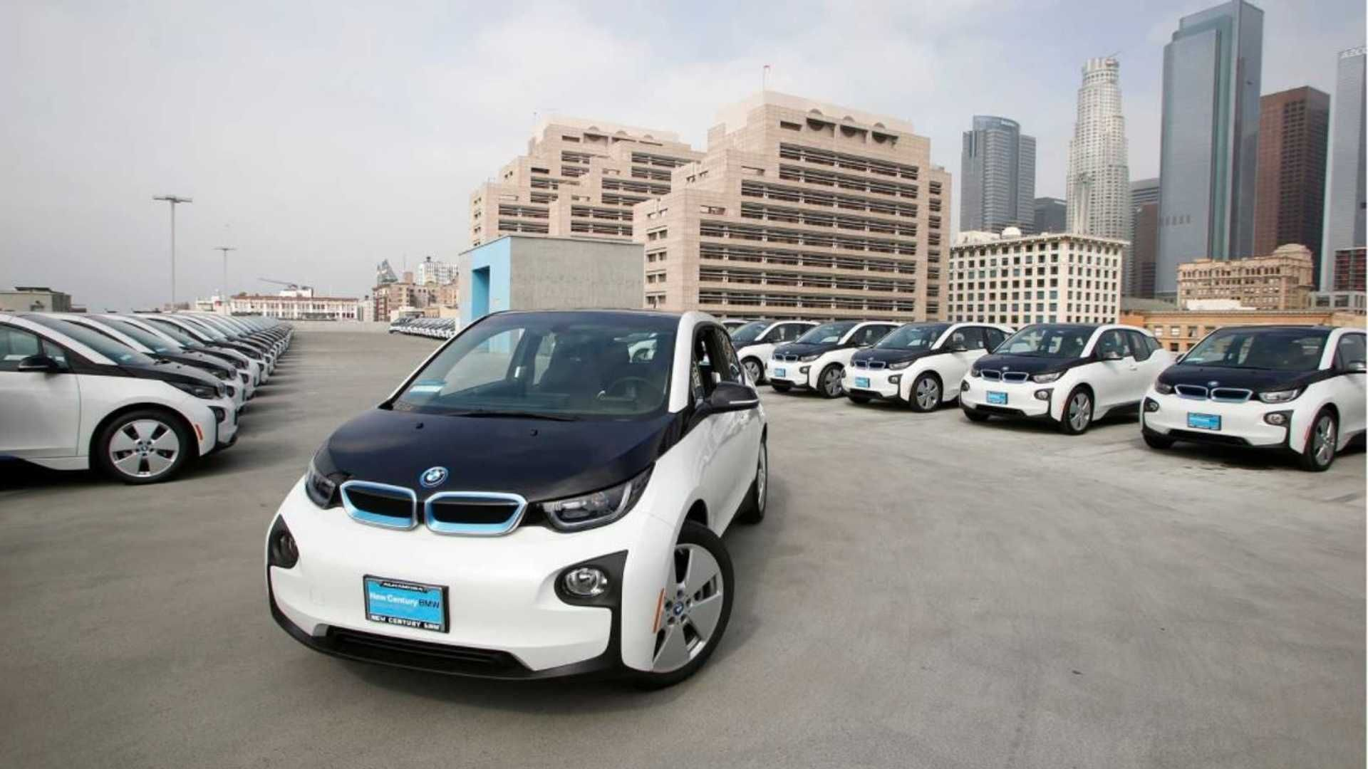 Los Angeles Police Department Is Selling Its Fleet Of Bmw I3 Vehicles In 2020 Bmw I3 Bmw Los Angeles Police Department