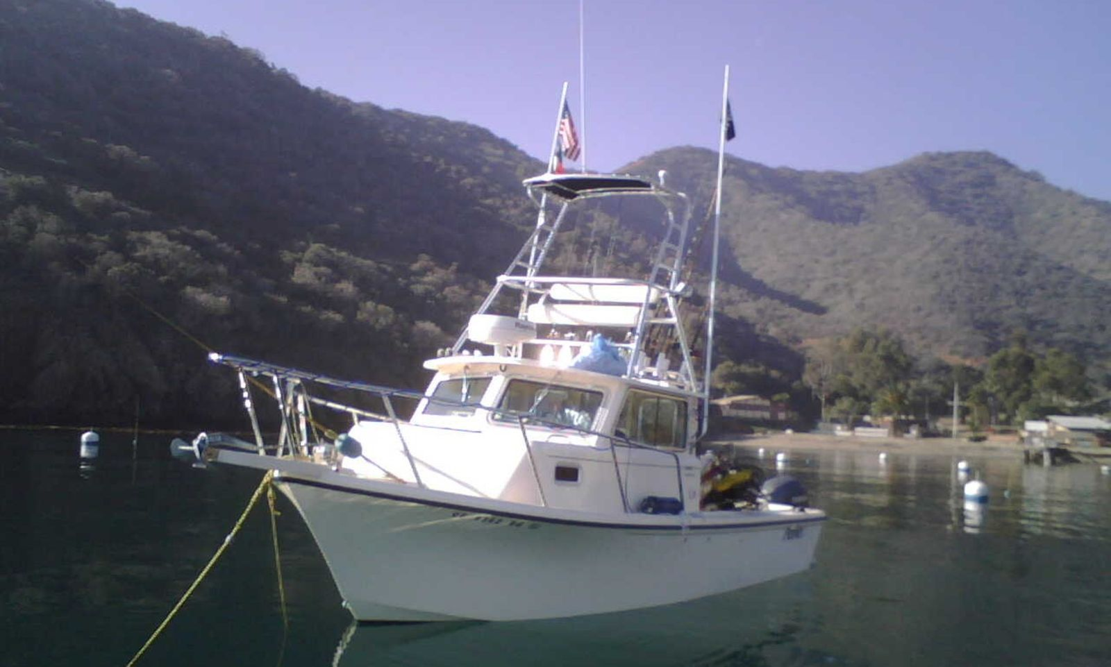 Fishing charters cruises on the tailwalker in southern