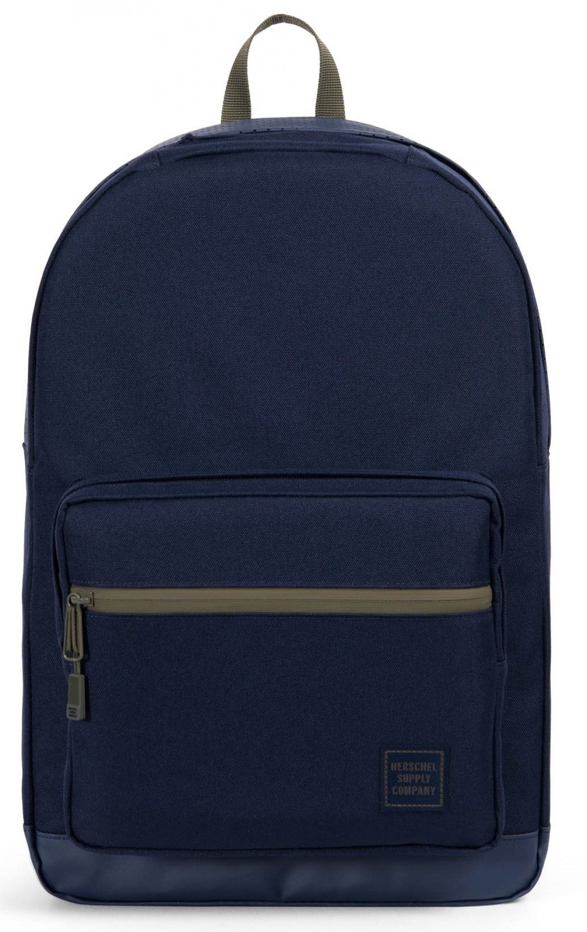 1905bc84fe Herschel Pop Quiz Backpack 600D Poly Peacoat Kalamata