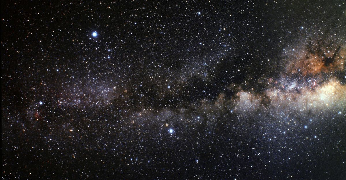 A huge new map of the Milky Way shows our home galaxy's age as never before.