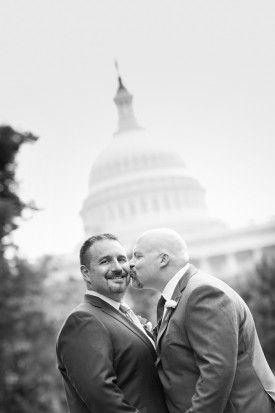 Capitol Building | Iconic DC Wedding Photos | Decatur House DC Wedding | Connor Studios