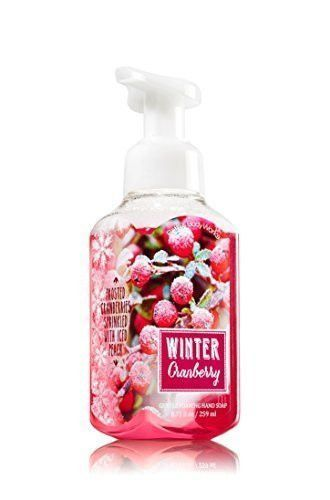 Bath Body Works Winter Cranberry Gentle Foaming Hand Soap 8 75