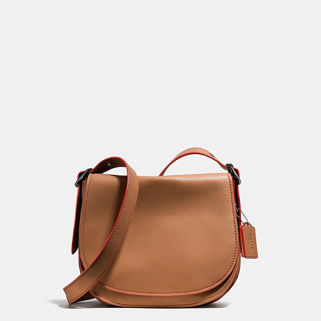 Coach Official Site Crossbody Saddle Bag Bags Coach Saddle Bag