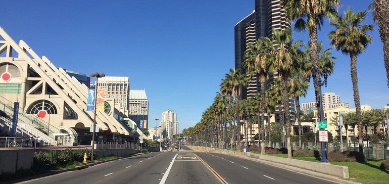 San Diego City Government Sets Internal Goal For 50 Diversion By