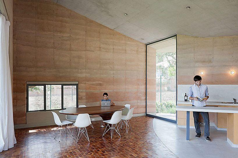 Tatiana Bilbao Completes Casa Ajijic In Jalisco Mexico Casas