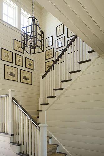 decoracion-escaleras Decoración escalera, Escalera y Vías