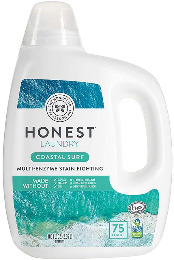 The Honest Company Coastal Surf Laundry Detergent Laundry