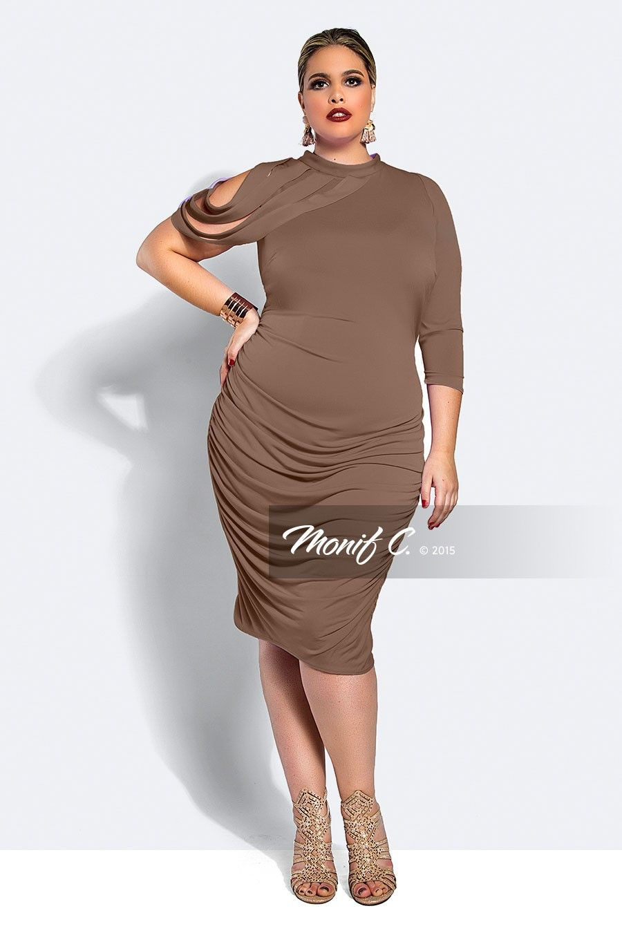 Pin by earline w on board pinterest taupe curvy and clothes