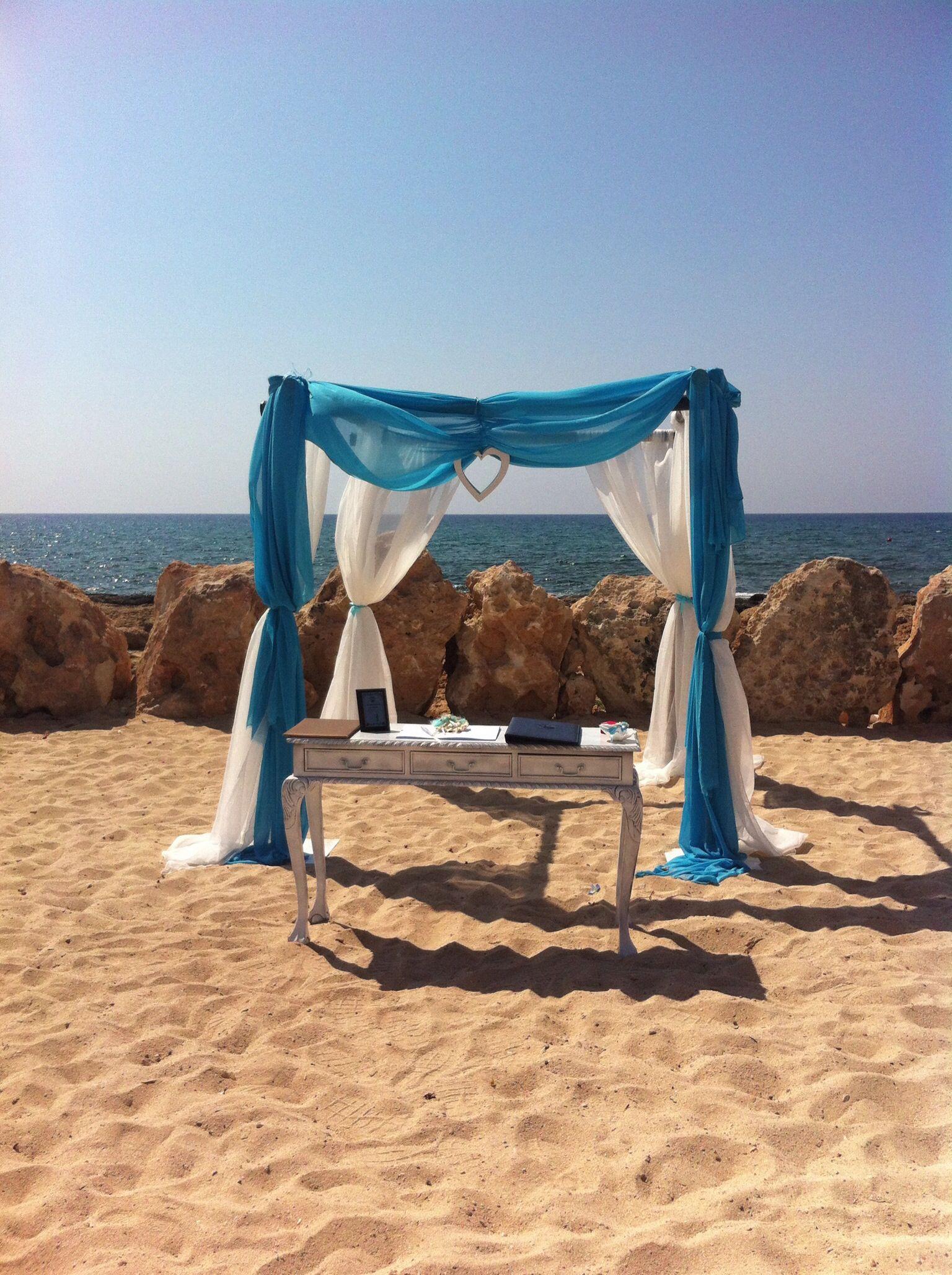 all inclusive beach wedding destinations%0A Wedding at Poseidon beach Idoweddings in Cyprus wedding package Ayia Napa