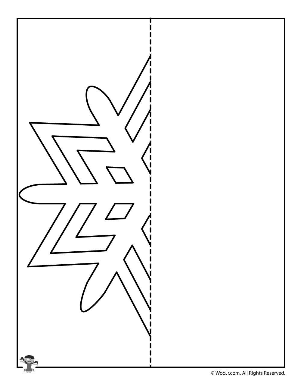 Snowflake Symmetry Drawing Practice Worksheet Woo Jr Kids Activities Mirror Drawings Symmetry Activities Art Therapy Activities [ 1294 x 1000 Pixel ]