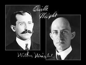 wright brothers first flight | The Wright Brothers: faith to be ...