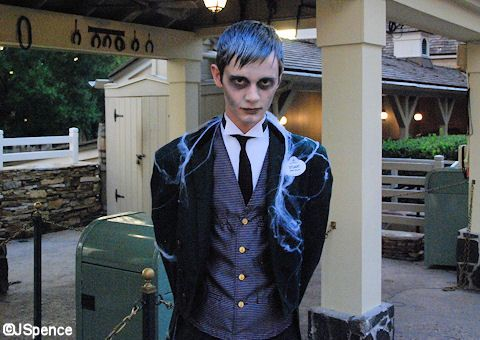 Haunted Mansion Cast Member Haunted Mansion Costume Maid Costume Halloween Haunted Mansion Halloween