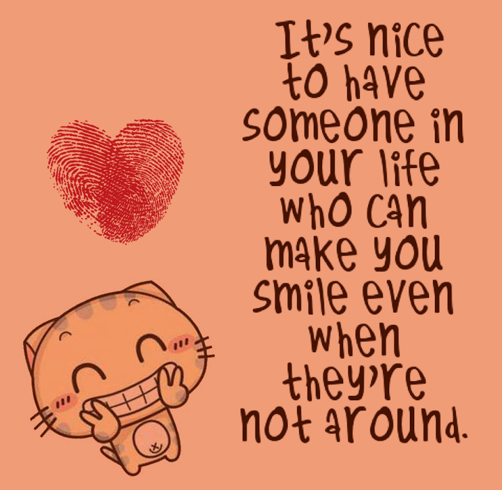 Short Cute Love Quotes For Your Girlfriend