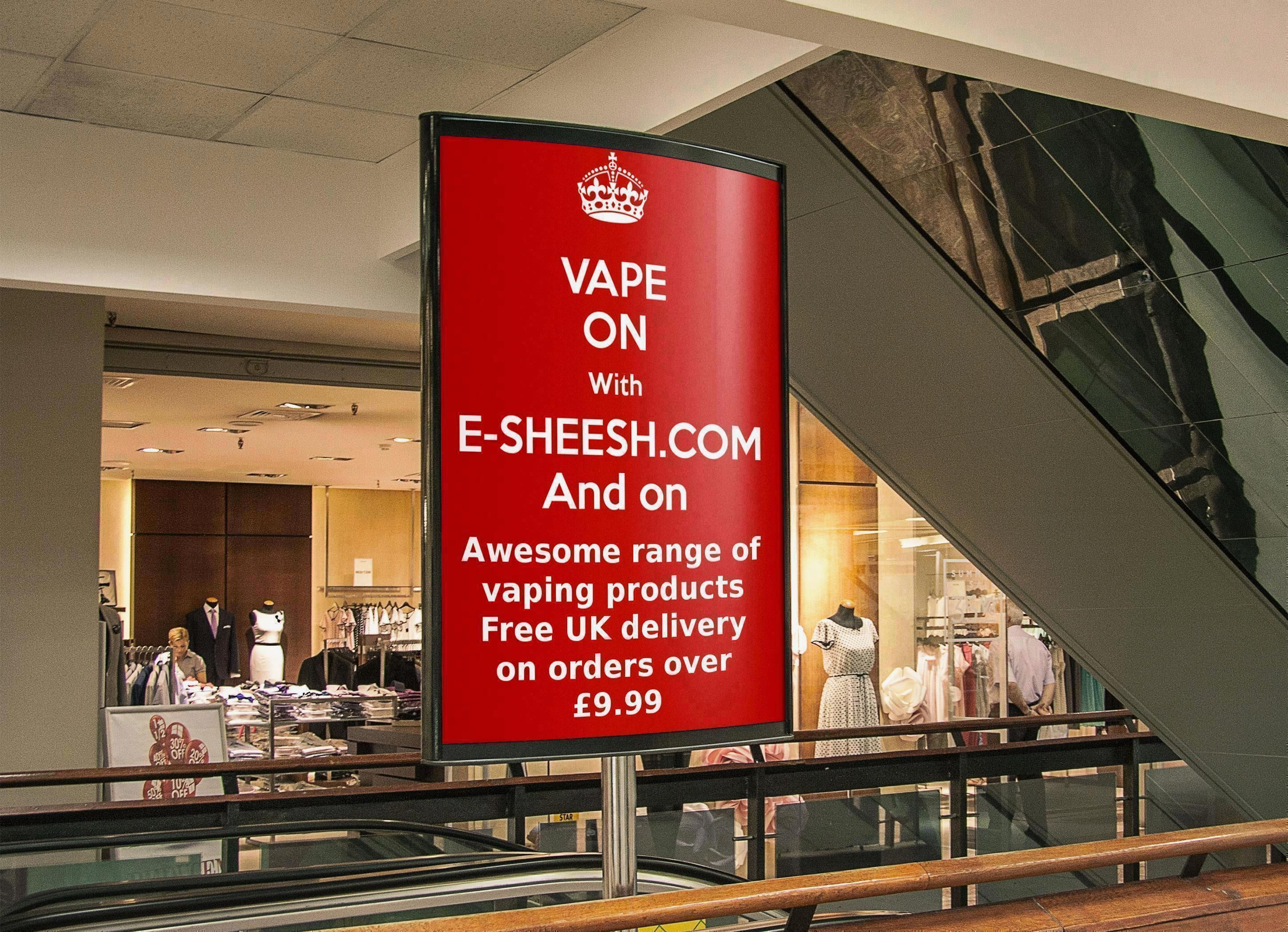 For all your vaping needs http://www.e-sheesh.com
