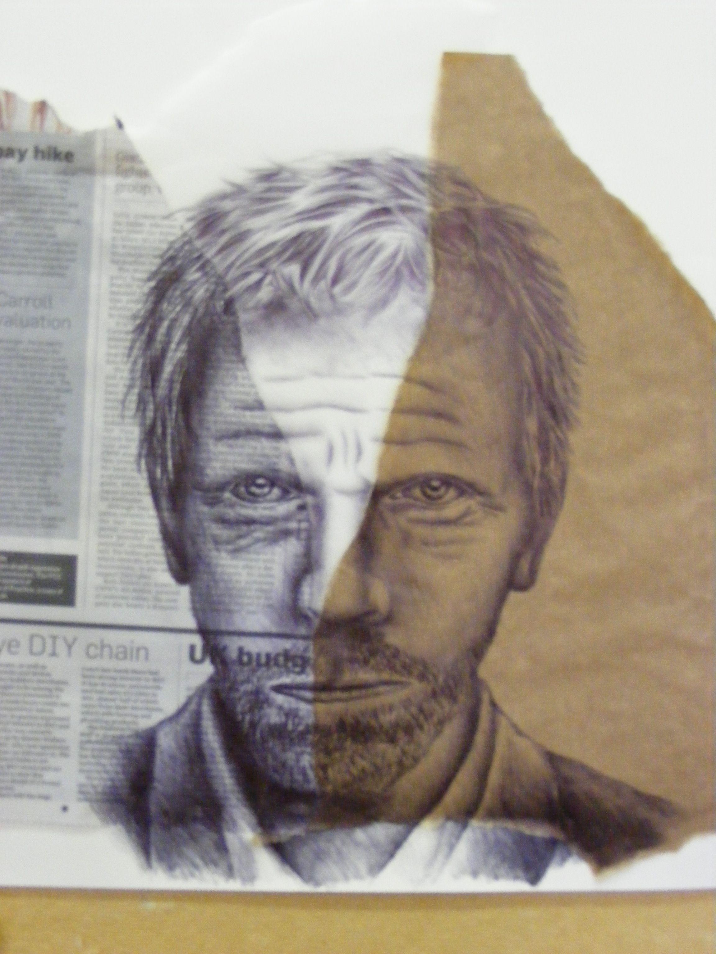 Drawing On Mixed Media Art Classroom Posters Portrait Art Ap Studio Art