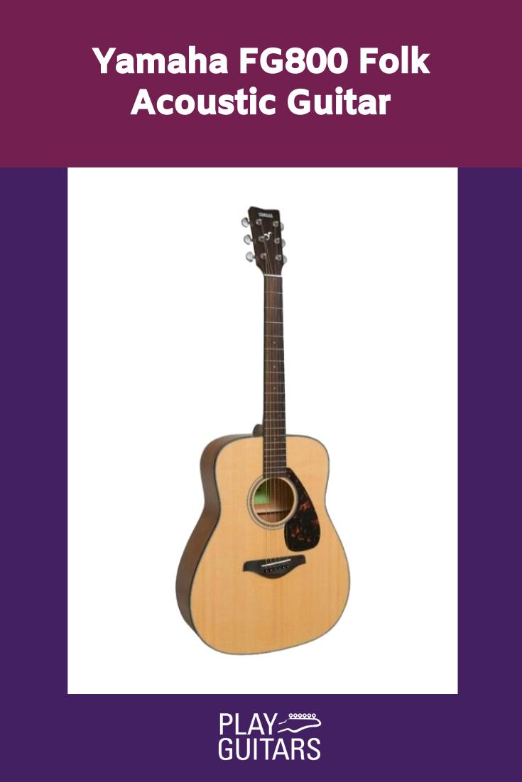 Yamaha Fg800 Folk Acoustic Guitar Guitar Acoustic Guitar Acoustic