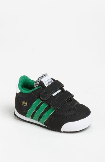 poco Barra oblicua Conquista  adidas 'Dragon' Sneaker (Baby, Walker & Toddler) | Nordstrom | Baby  sneakers, Baby boy shoes, Toddler shoes