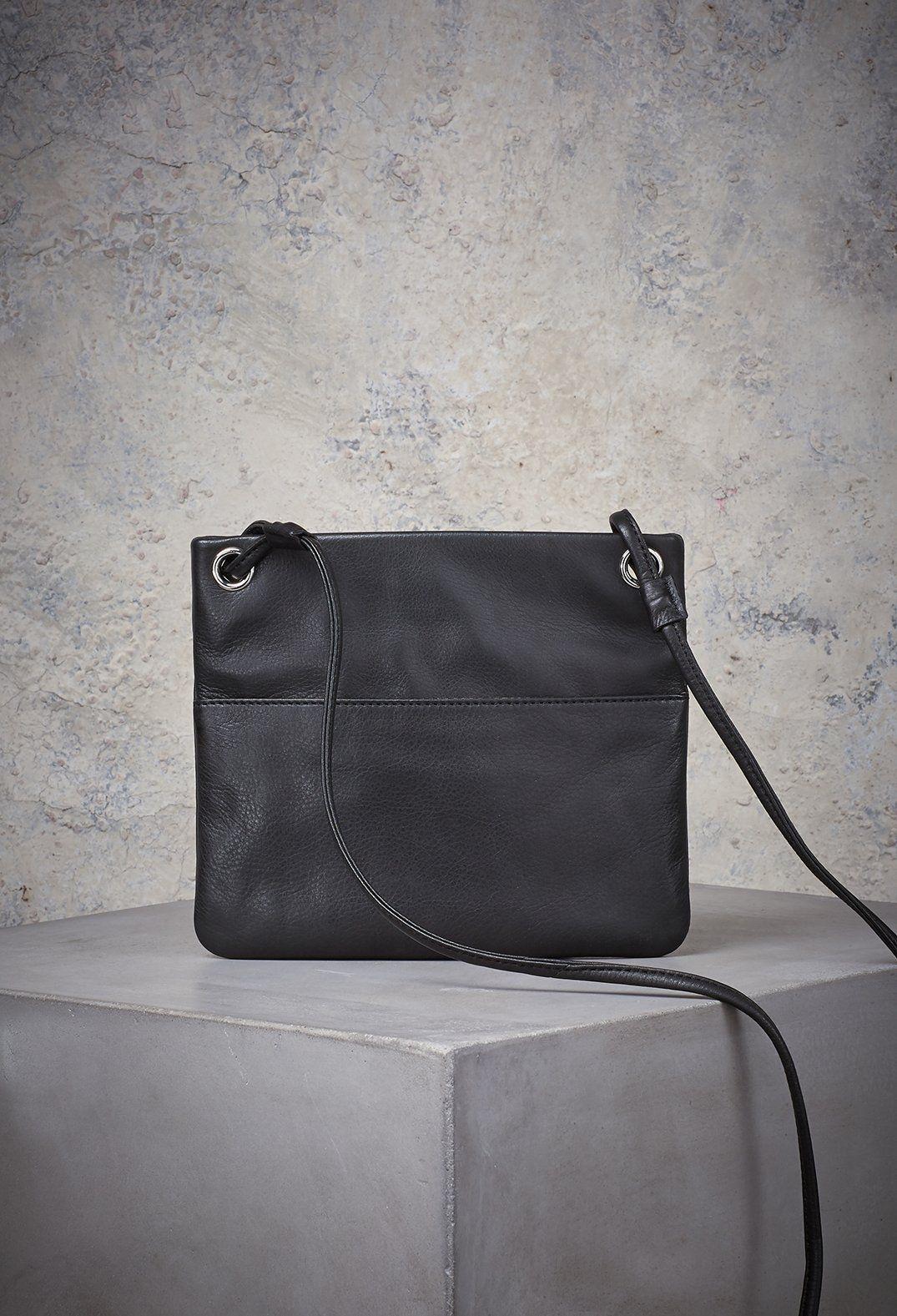ca62bf282 Kari Mini Square Crossbody in Black | Products | Accessorize ...