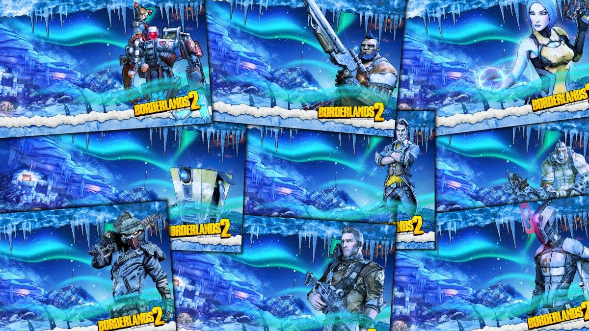 Borderlands 2 Winter Wallpapers Winter wallpaper