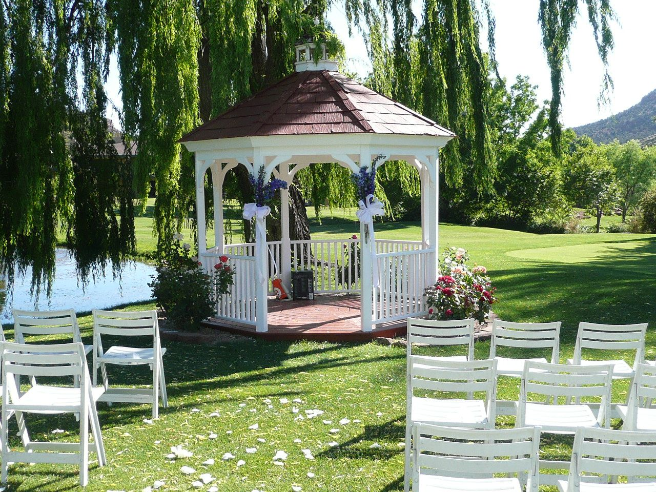 decorating gazebo for wedding - Google Search | Wedding Stuff ...