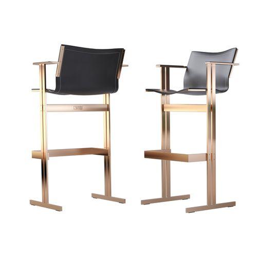 Kolb Counter Stool By Zalaba Design In 2020 Bar Chairs Modern Chairs Furniture