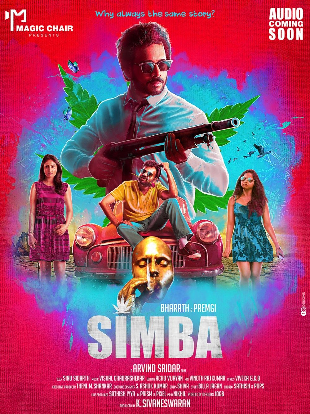 Bhanu Sri Mehra In Simba Movie Putlocker Hd Movies Pinterest