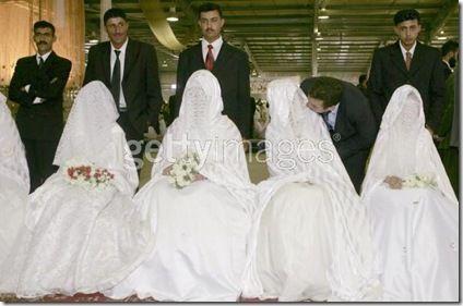 Saudi Arabia Weddings