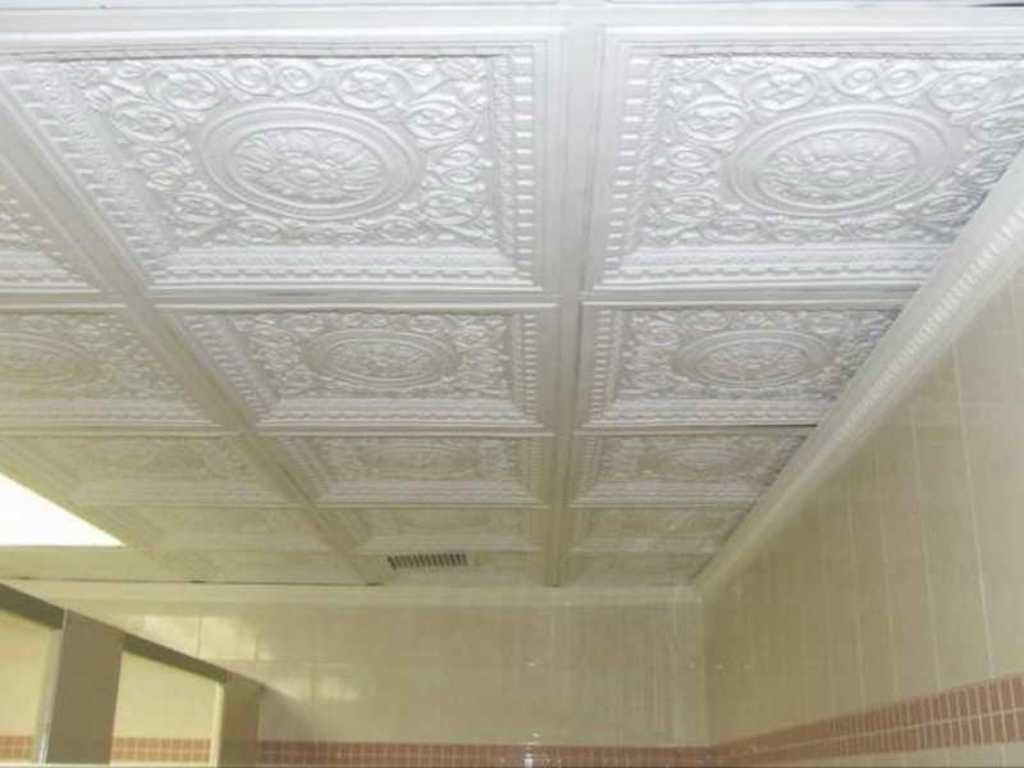 Dropped ceiling tiles that you apply for your home should be decided very carefully with its best color best design and its best size