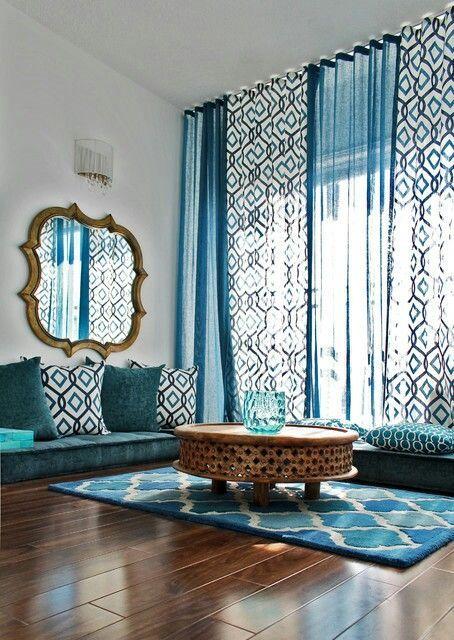 43 Charming Moroccan Living Room Design Ideas | Interior God