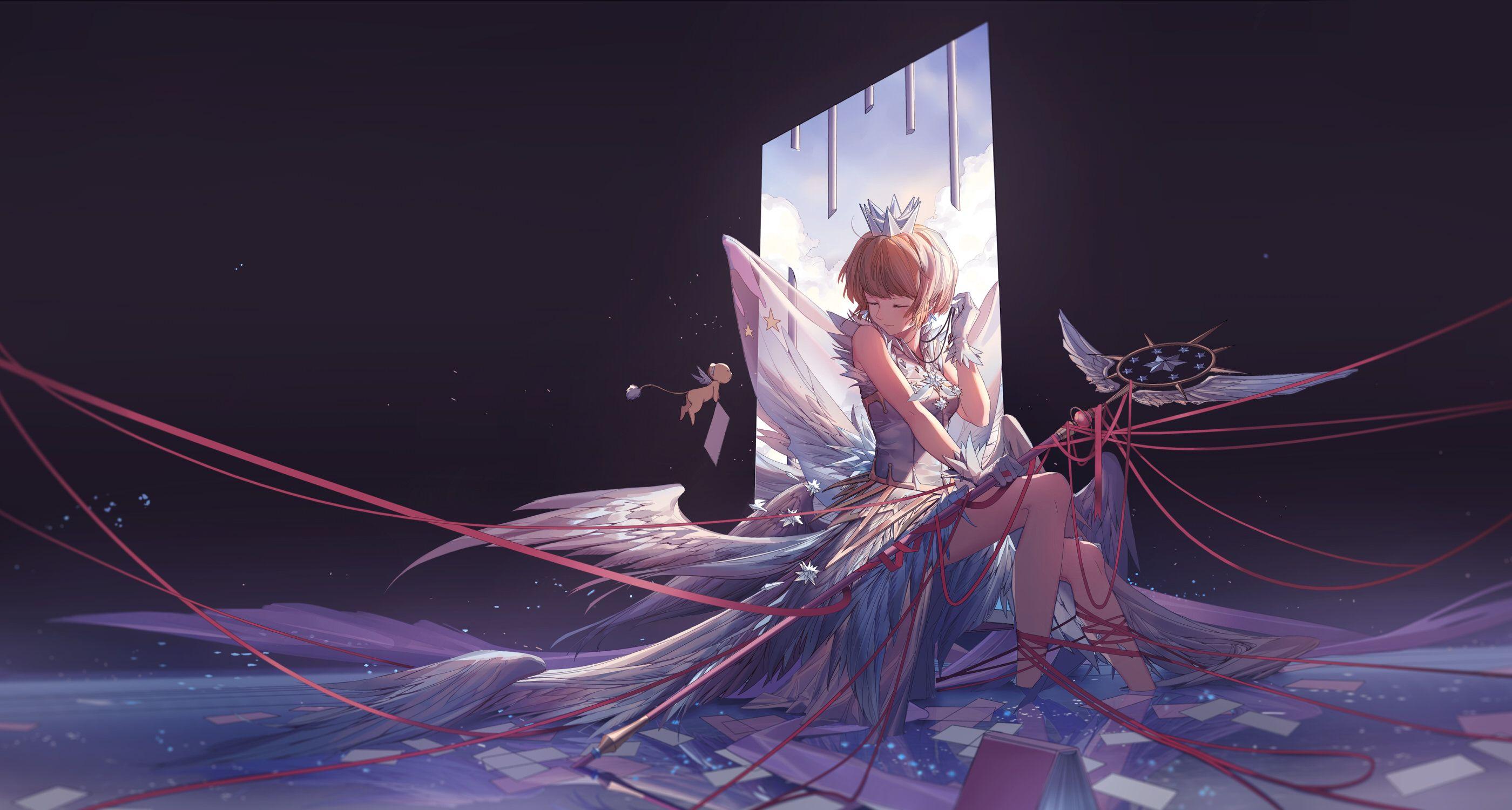 High Definition Mobile Phone And Desktop Wallpapers Cardcaptor Sakura Sakura Sakura Art