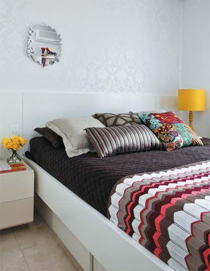 Apartamento pequeno e moderno 10 boas ideias de decora o for Apartamentos pequenos modernos
