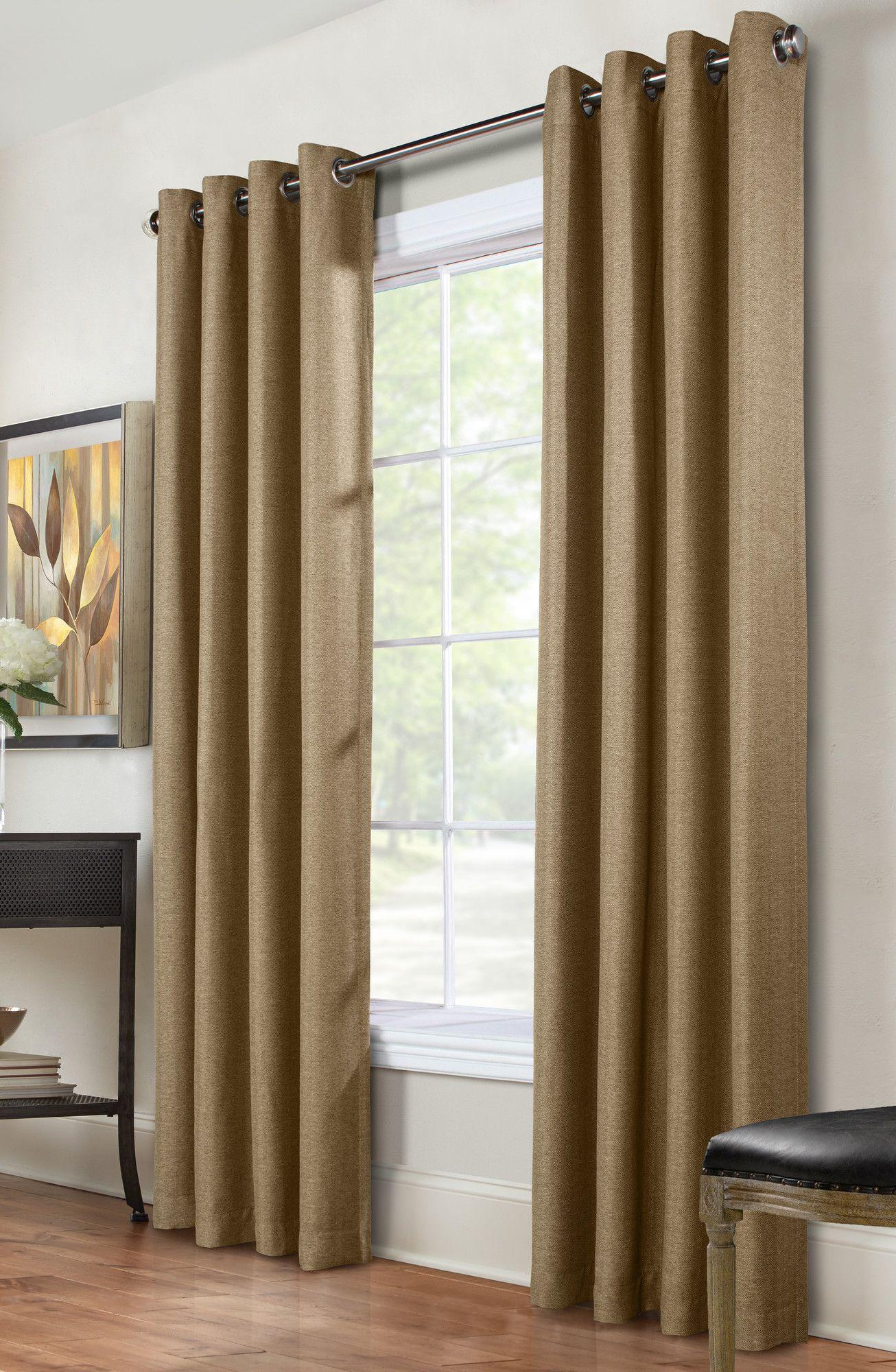 Torrey Single Curtain Panel