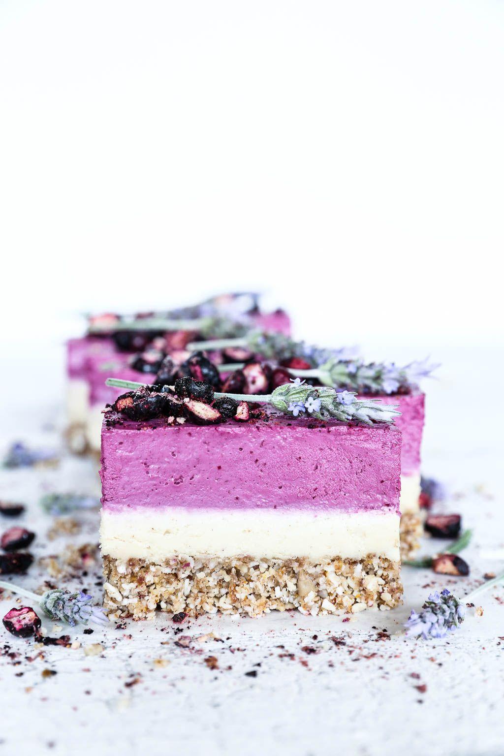 Raw Boysenberry Vanilla Bean Cheesecake Swoon Food Raw Cheesecake Raw Cake Raw Vegan Cheesecake