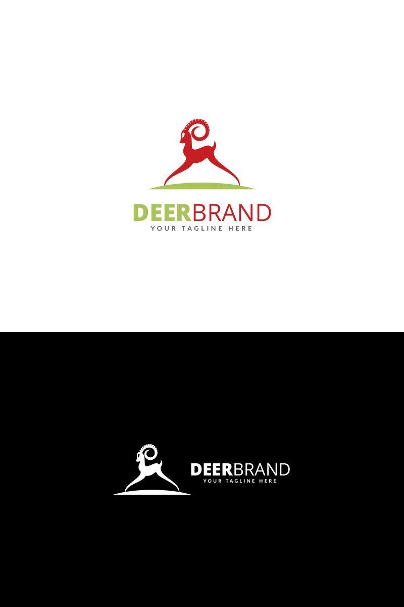 Deer brand logo template 70768 カクテル