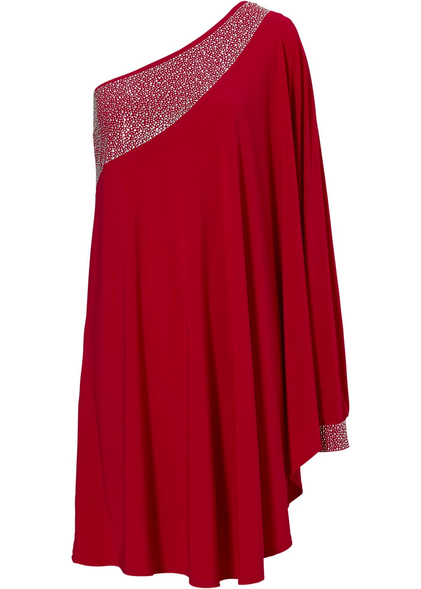 Kleid magenta - BODYFLIRT boutique jetzt online bei bonprix.at ab