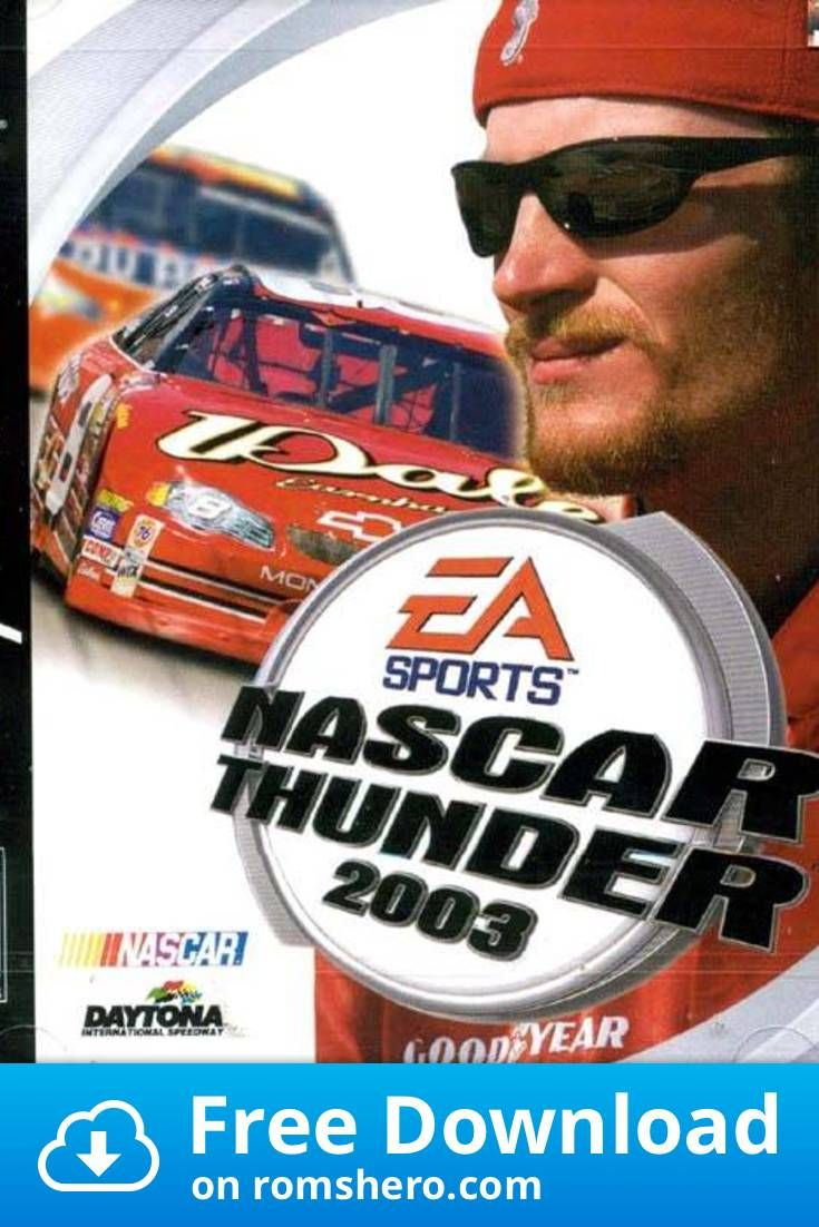 Download Nascar Thunder 2003 [SLUS01502] Playstation