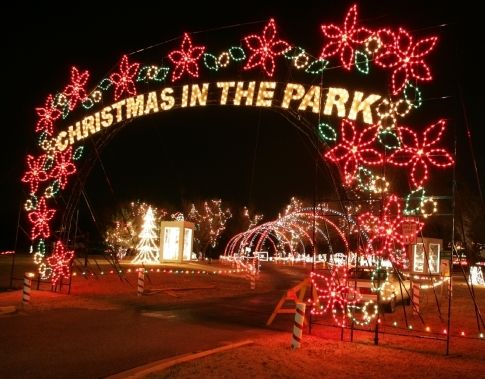 order a free brochure with information all about yukons christmas in the park and plan your