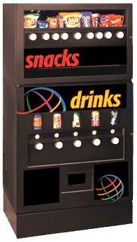 Seaga 9-5 #ComboMachine - New | Soda vending machine ...