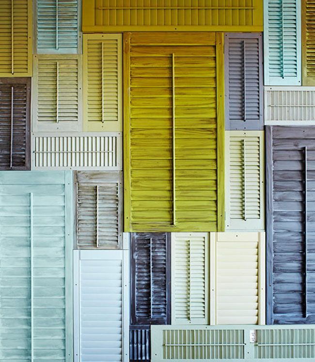 Beautiful #colorpalette | Color Palettes | Pinterest | Shutter wall
