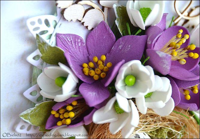 Wielkanocna Karteczka Easter Card Dt Craft Passion Easter Cards Easter Crafts