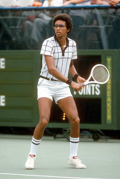 Arthur Ashe Pictures and Photos   Arthur ashe, Tennis outfit mens, Tennis photos