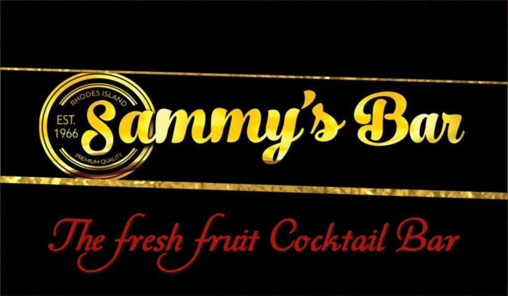10 % off at cocktails at Sammy´s Bar in Rhodes