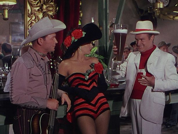 Son of Paleface (1952) Bob Hope, Jane Russell, and Roy Rogers