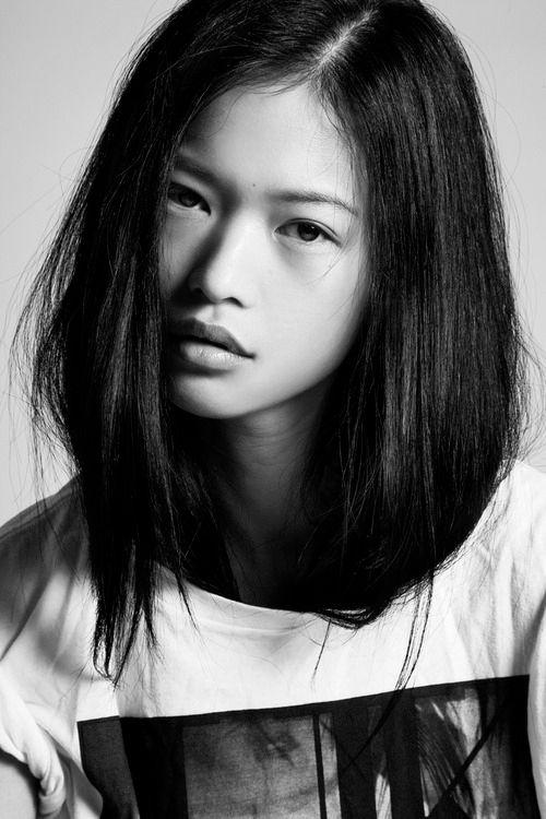 krátke vlasy ázijský sex