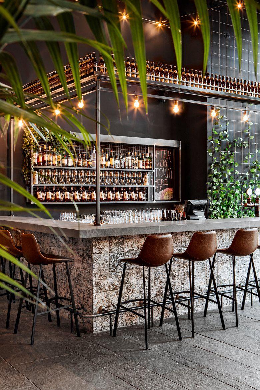 Beer Garden Bar Or Kochav Bar Design Restaurant Luxury Bar Bar Interior Design