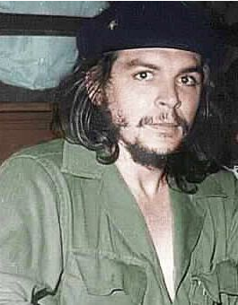 Che Guevara After A Poor Campaign Among Bolivian Peasants Was Wounded Caught And Killed In Che Guevara Ernesto Che Bobby Sands