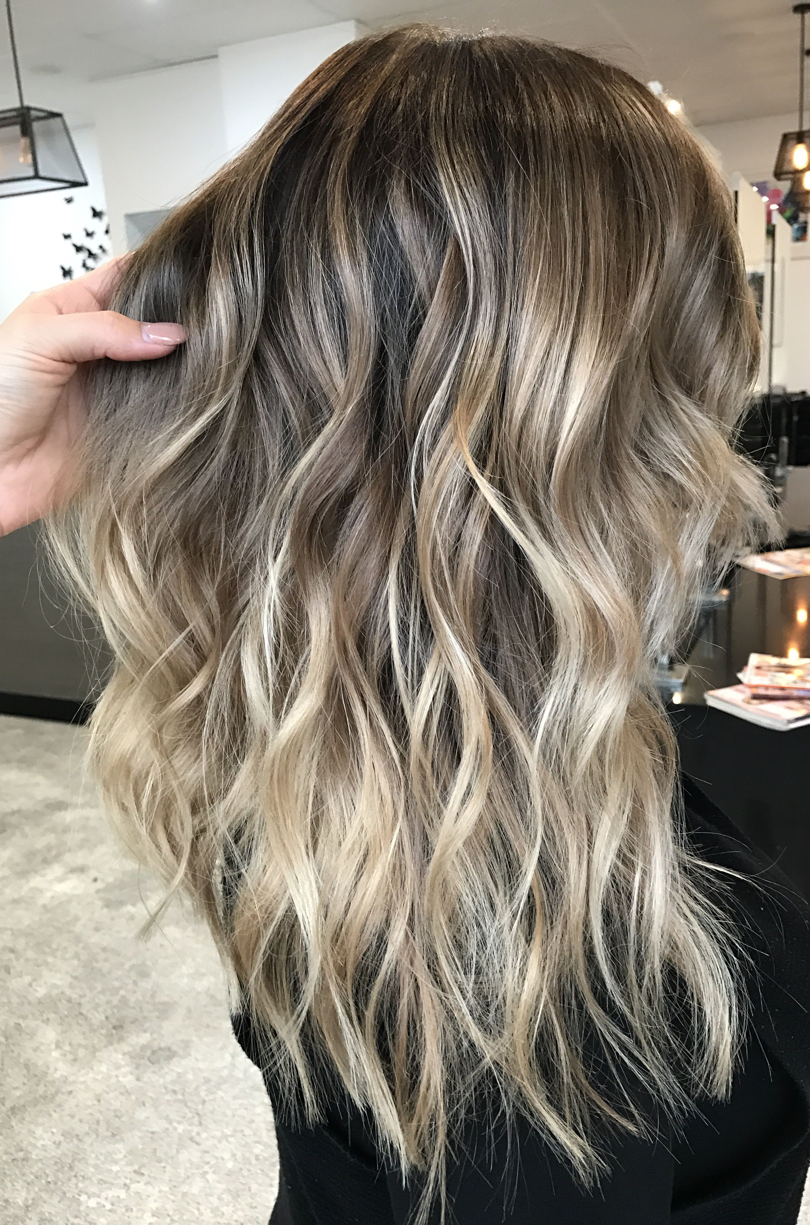 instagram hairbykaitlinjade blonde balayage long hair. Black Bedroom Furniture Sets. Home Design Ideas
