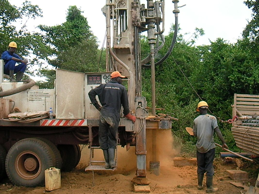 Water Well Drilling Rig Water Well Drilling Water Well Drilling Rigs Well Drilling