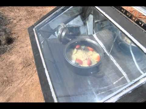Proyecto Ambiental Horno Solar Casero Youtube Cocina Solar Como Hacer Un Horno Horno