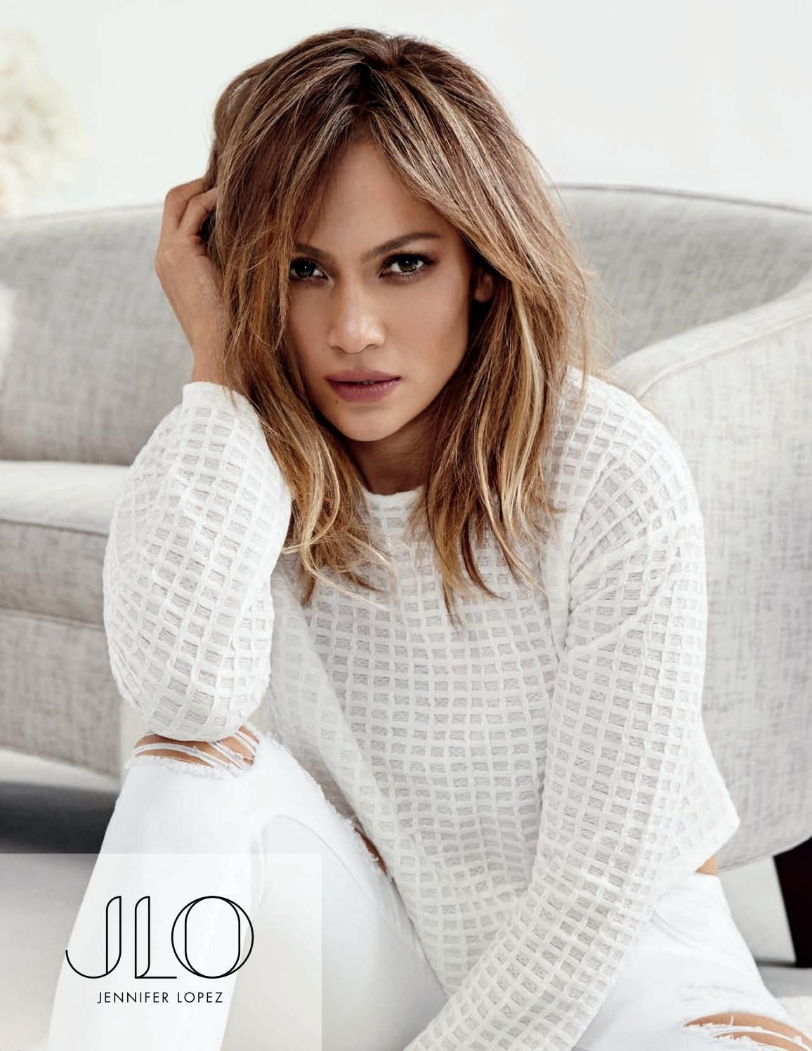 Catalogo Jlo By Jennifer Lopez Hair Styles Shoulder Length Hair Jennifer Lopez Hair